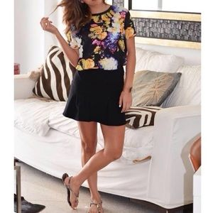 Tops - Silky Floral Top